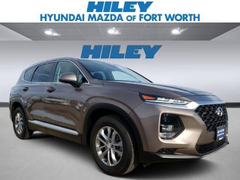Certified Pre-Owned 2019 Hyundai Santa Fe SE 2.4 FWD 4D Sport Utility