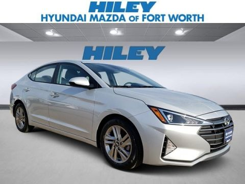 Certified Pre-Owned 2019 Hyundai Elantra SEL FWD 4D Sedan